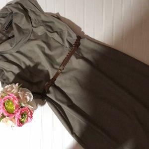 Antonio Melani Brown Career Dress - 12